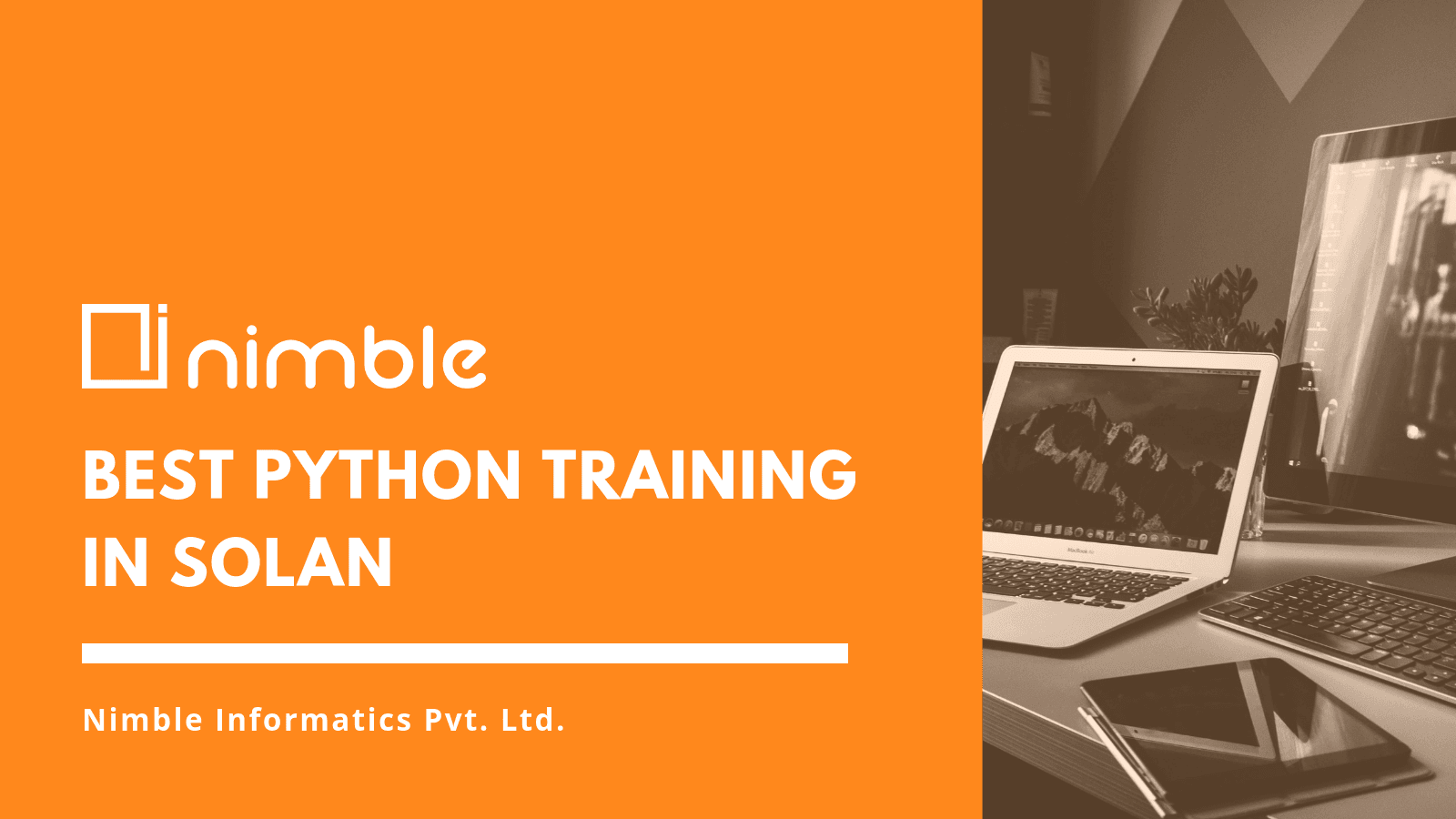 Python Training in Solan