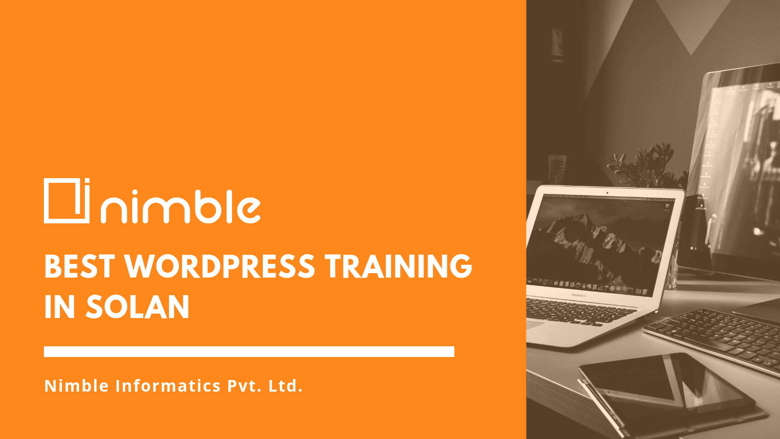 WordPress Training in Solan